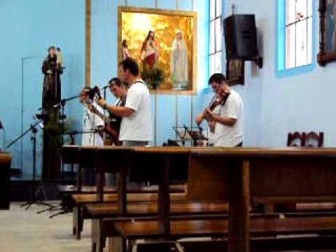 Fala Senhor ... EM 13 DE MARÇO DE 2011 MISSA NA CAPELA DE SANTO ANTÔNIO EM CANELINHA SC 9
