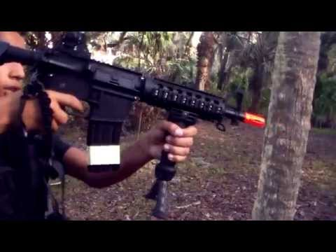 Airsoft Colt M4 Cqb Rifle Review