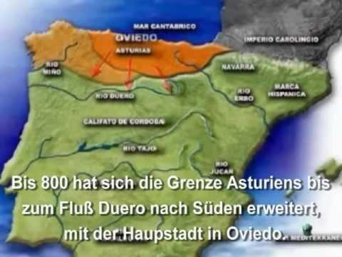 Spaniens maurische Geschichte III - Reconquista