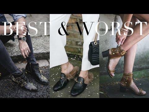 Best & Worst Designer Shoes 2018 | Worth The Money? видео