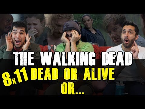 The Walking Dead - 8x11 Dead or Alive or - Normies Reaction