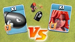 DEATH BATTLE!!🔸 VALKYRIE vs. BULLET BILL!! (LOONS)🔸Clash of clans