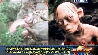 Video On The Spot - 7 Kemunculan Sosok Makhluk Legenda MP3, 3GP, MP4, WEBM, AVI, FLV Juni 2018
