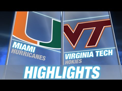 Virginia - Miami RB Duke Johnson rushed for a career-high 249 yards and scored two touchdowns to lead the Hurricanes past Virginia Tech 30-6. Gus Edwards also passed the century mark on the ground and...