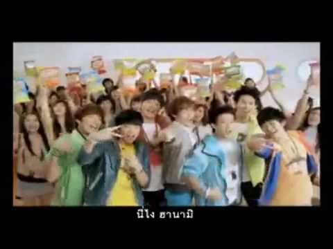 Love 2PM Love Hanami TVC (видео)