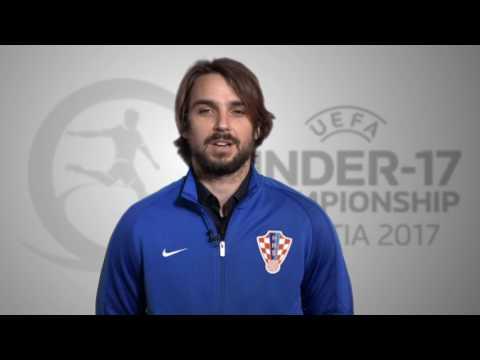 Poruka Nike Kranjčara hrvatskoj U-17 reprezentaciji