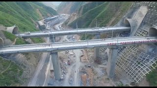 Railway Tunnel with China's Biggest Cross Section Completed in...