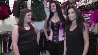 Daisy Corsets At ILS With Sex With Emily