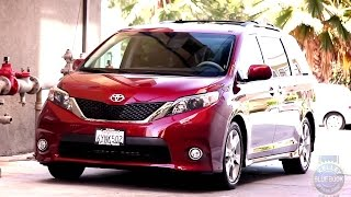 2014 Toyota Sienna Review - Kelley Blue Book