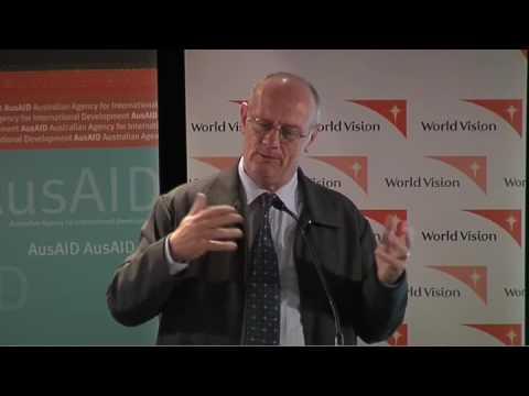 International Development - Tim Costello