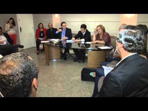 Prefeitos da Amat-Carajás vem a Brasília em busca de melhoria nos recursos para Educação