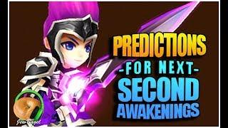 Video My Predictions on the Next Second Awakening Monsters... (Summoners War) MP3, 3GP, MP4, WEBM, AVI, FLV September 2019