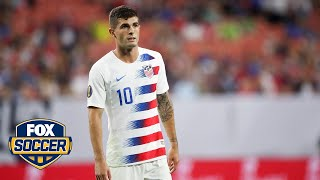 Can Christian Pulisic sustain standard set vs. Trinidad & Tobago? | FOX Soccer Tonight™ by FOX Soccer
