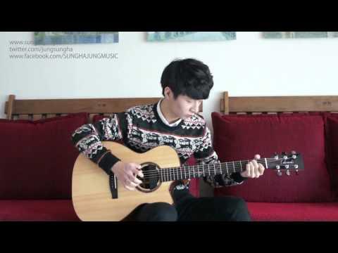 (Bedroom Audio) ไม่บอกเธอ - Sungha Jung (видео)
