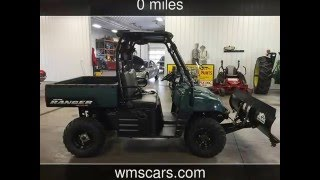 8. 2008 Polaris Ranger 500 Side By Side  Used Atvs - -,Ohio - 2016-05-04