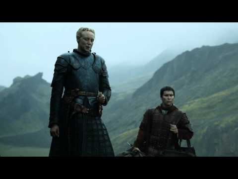 Game of Thrones Season 4: Episode #10 Clip - Arya Meets Brienne (HBO)