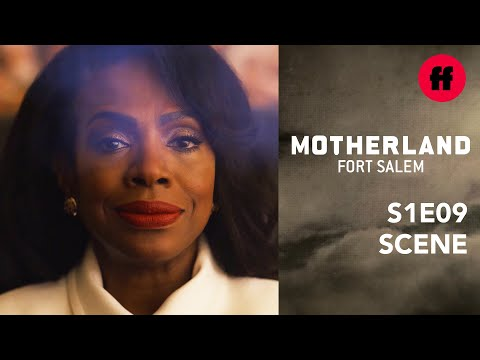 Motherland: Fort Salem Season 1, Episode 9 | Alder Takes Control Of The President | Freeform