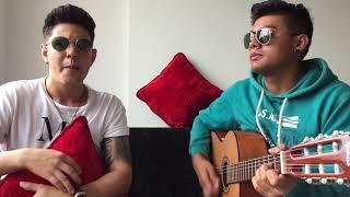 No te contaron mal - Cristian Nodal (COVER) Danny Reck & Juan Agudelo