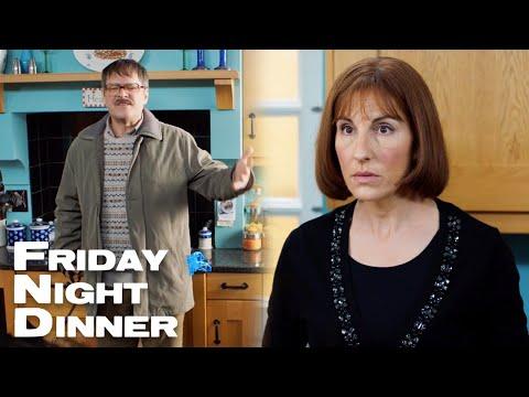 Jim's Shakespearean Speech   Friday Night Dinner