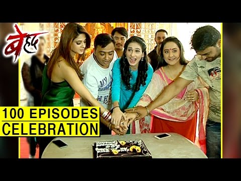 Maya And Saanjh CELEBRATE Beyhadh's 100 Episodes C