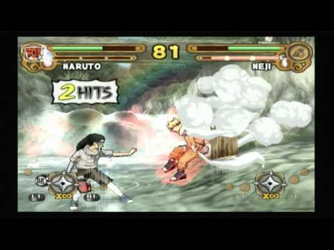 naruto ultimate ninja 2 playstation 2 cheats