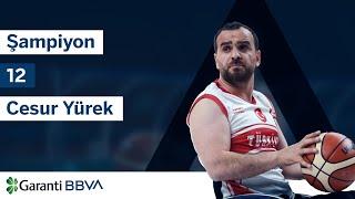 2017 Avrupa Tekerlekli Sandalye Basketbol Şampiyonası'nda şampiyon olan 12 Cesur Yürek'i tebrik ederiz.Garanti Bankası Resmi YouTube Kanalına Abone Olun: https://goo.gl/4i7TfUhttp://www.garanti.com.tr