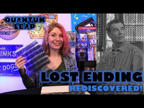 Quantum Leap LOST ENDING REDISCOVERED!