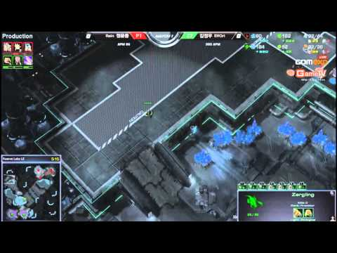 GSL Ro16 Group B Match 2 Solar vs sOs