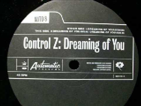 Control Z-dreaming Of You Quietman Mix