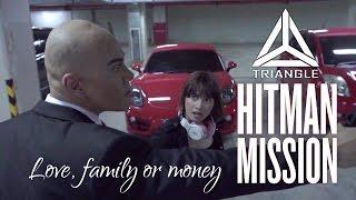 Download Video Triangle - Hitman Mission short movie (chika jessica, Deddy Corbuzier, volland) MP3 3GP MP4