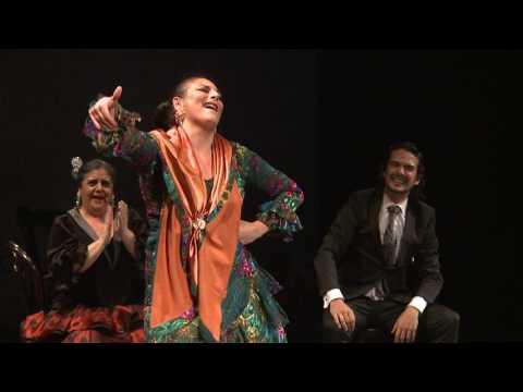 Gala de Inauguración de la V Bienal de Arte Flamenco de Málaga. La Lupi