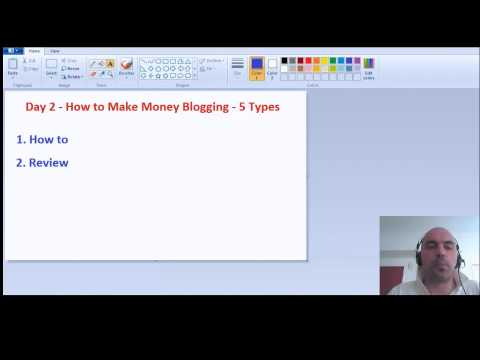 Day 2 – How to Make Money blogging?