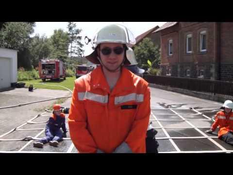 Cold Water Challenge Homberg-Mühlhausen 2014 (видео)