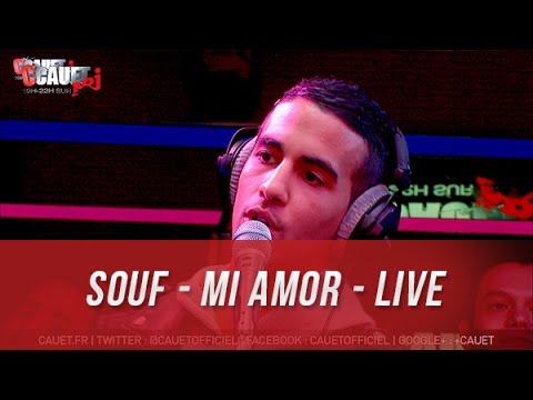 SOUF - Mi Amor - Live - C'Cauet sur NRJ