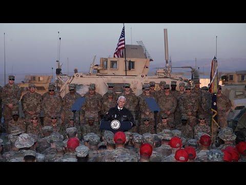 Στο Ιρακινό Κουρδιστάν ο Μάικ Πενς