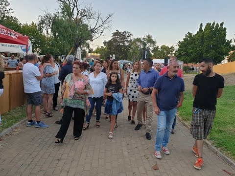 Inauguración Fiesta de los 80s-Isla Cristina 2019 .