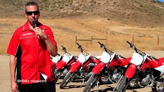 10. Dirtbike Magazine rides The All New 2014 CRF125