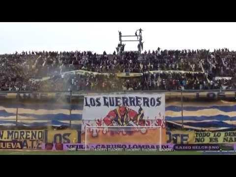 """Video - """"Recibimiento""""  Rosario Central (Los Guerreros) vs Lanus - 2015 - Los Guerreros - Rosario Central - Argentina"""