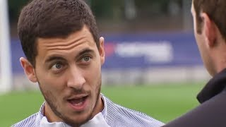 Video Eden Hazard - Best Moments Compilation - 2017 (Funny Videos, Interviews, Instagram, Snapchat) MP3, 3GP, MP4, WEBM, AVI, FLV Juni 2018