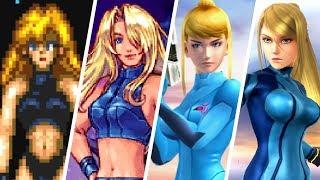 Video Evolution of Zero Suit Samus (1986 - 2018) MP3, 3GP, MP4, WEBM, AVI, FLV Oktober 2018