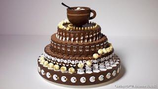 Wygląda jak dziwnie urządzony tort. Ale kiedy go zakręcili? Przecierałam oczy ze zdumienia!