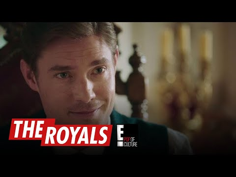 The Royals | King Robert Seems to Have Met His Match | E!