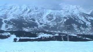 Brides-les-Bains France  city images : Three Valleys Skiing trip Bride les Bains 2010