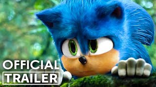SONIC THE HEDGEHOG Supersonic Trailer (NEW 2020) by Fresh Movie Trailers