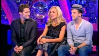 SCD It Takes two - Nicky Byrne clip 07-12-12