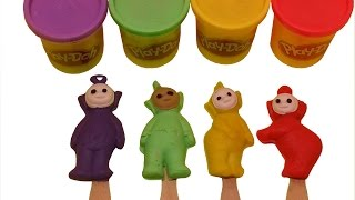 Play Doh Teletubbies Ice Cream Playdough
