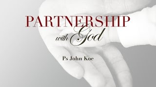 Partnership with God