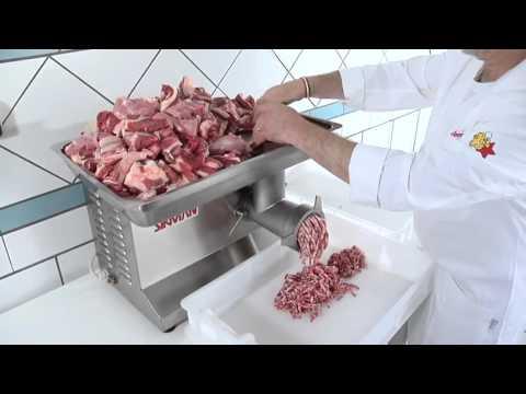Профессиональные мясорубки Sirman