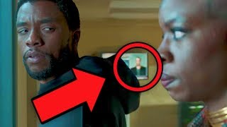 Video BLACK PANTHER Trailer In-Depth Breakdown (Easter Eggs & Predictions) MP3, 3GP, MP4, WEBM, AVI, FLV Desember 2017