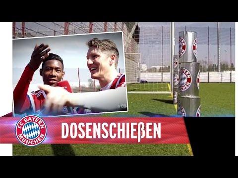 FCB Dosenschießen - Coming Soon